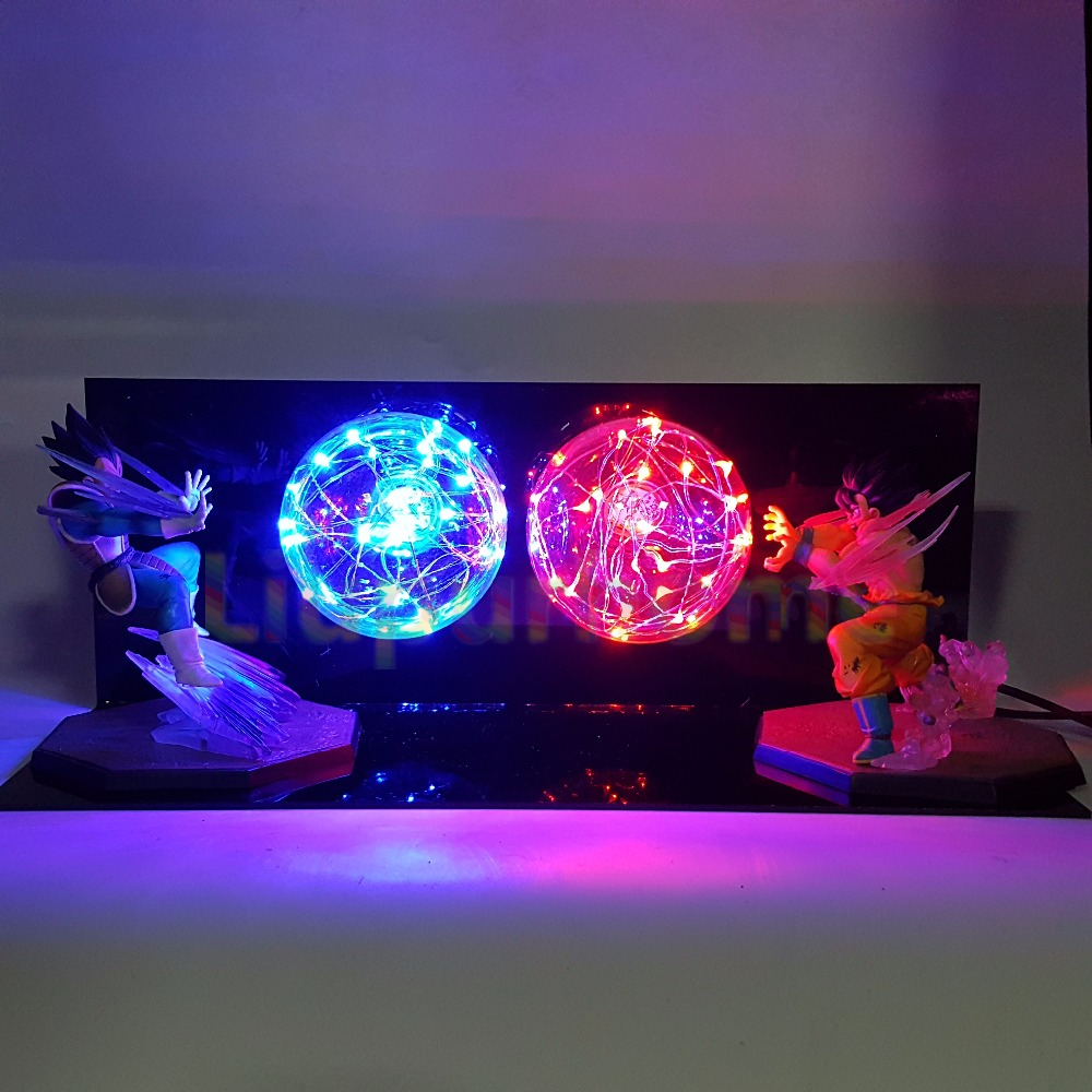 Dragon Ball Goku Table Lamp