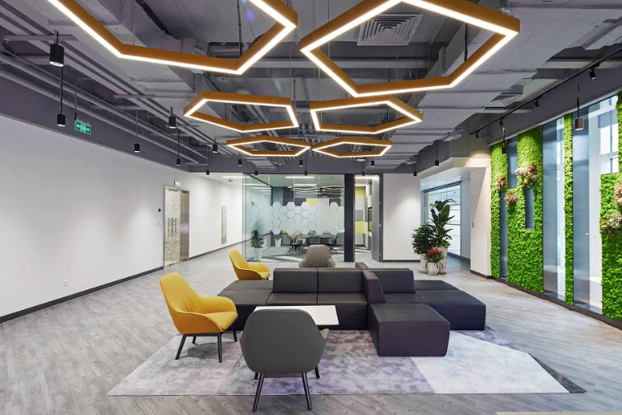 Singapore Office Interior Design Trends And Themes